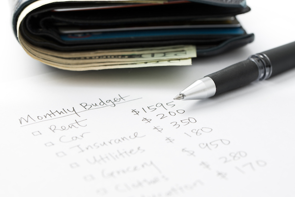 4 Tips to Help you Take Charge of Your Finances With a Budget