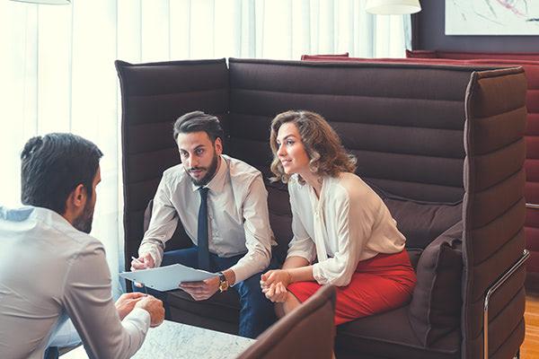 talk to a broker