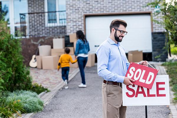 home buyer sold