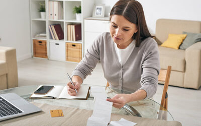 How does your credit score relate to your down payment size?